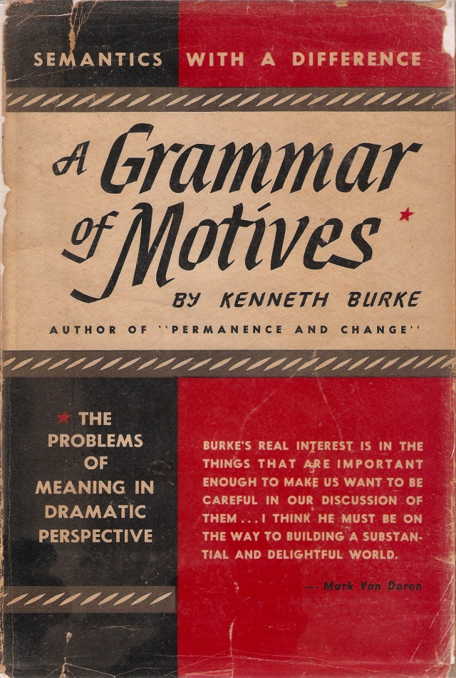 Grammar of Motives