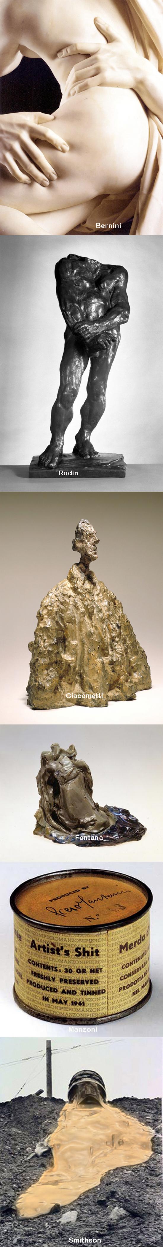 Sculptural Desublimation