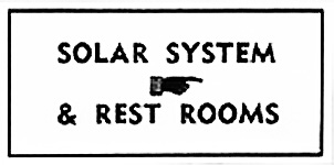 Solar System Rest Rooms